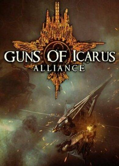 Muse Games Guns of Icarus Alliance Steam Key Global