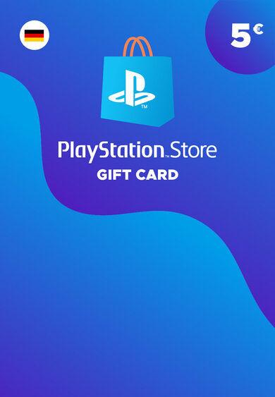 Sony Computer Entertainment Playstation Network Card 5 EUR (DE) PSN Key GERMANY