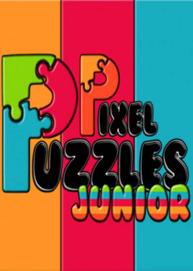 DL Softworks Pixel Puzzles Junior Steam Key EUROPE