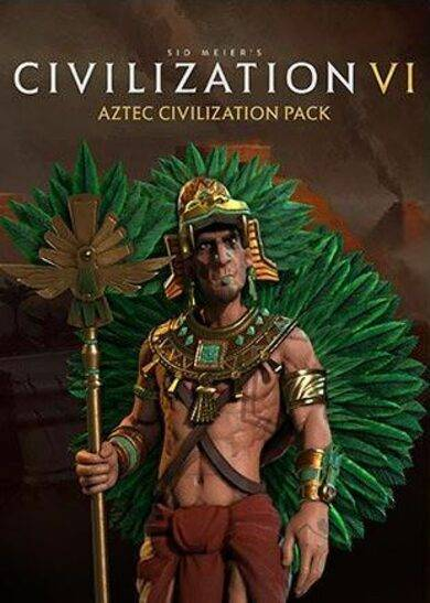 2K Games Civilization 6 - Aztec Civilization Pack (DLC) Steam Key EUROPE