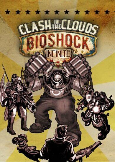 2K / Aspyr (Mac) BioShock Infinite - Clash in the Clouds (DLC) Steam Key EUROPE