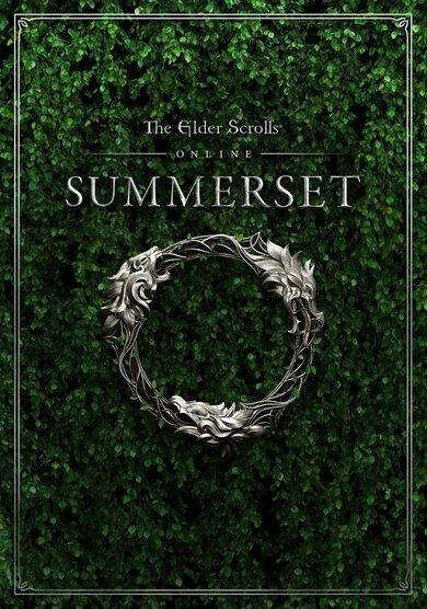 Bethesda Softworks The Elder Scrolls Online: Summerset (Upgrade Pack) (DLC) Official website Key GLOBAL
