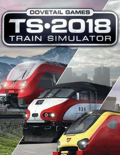 Dovetail Games/Rail Simulator Developments Train Simulator 2018 Steam Key GLOBAL