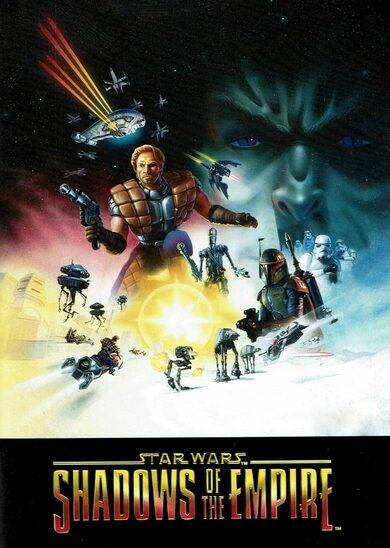 Disney Interactive / LucasArts STAR WARS™ SHADOWS OF THE EMPIRE™ Steam Key EUROPE