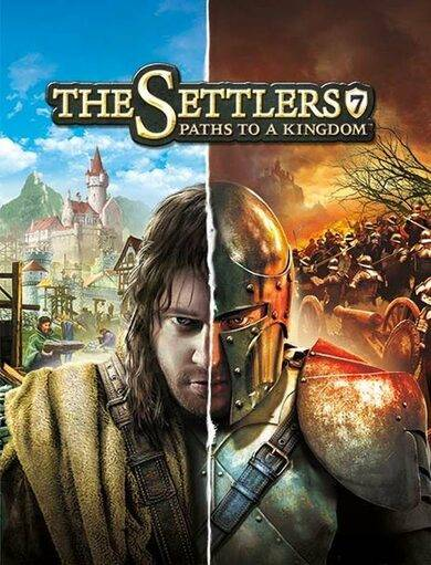 Ubisoft The Settlers 7: Paths to a Kingdom (Gold Edition) Uplay Key GLOBAL