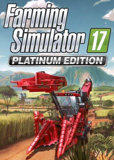 Focus Home Interactive Farming Simulator 17 (Platinum Edition) Steam Key GLOBAL