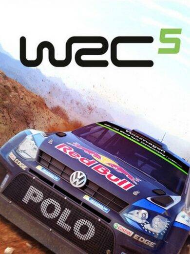 Bigben Interactive WRC 5 Steam Key GLOBAL