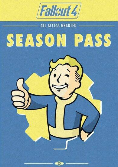 Bethesda Softworks Fallout 4 - Season Pass (DLC) Steam Key EUROPE
