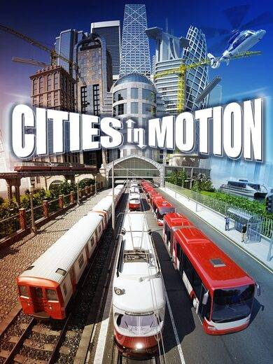 Paradox Interactive Cities in Motion Collection Steam Key GLOBAL