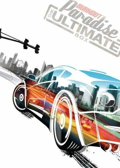 Electronic Arts Inc. Burnout Paradise: The Ultimate Box Origin Key GLOBAL