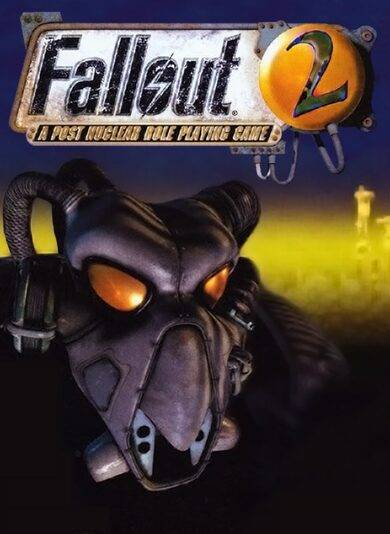 Bethesda Softworks Fallout 2: A Post Nuclear Role Playing Game Steam Key EUROPE