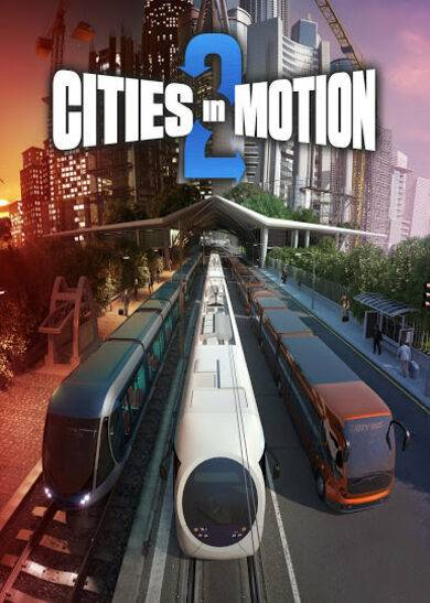 Paradox Interactive Cities in Motion 2 Steam Key GLOBAL