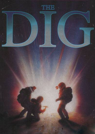 LucasArts The Dig Steam Key EUROPE