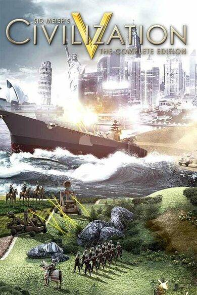 Take 2 Interactive Civilization 5 (Complete Edition) Steam Key GLOBAL