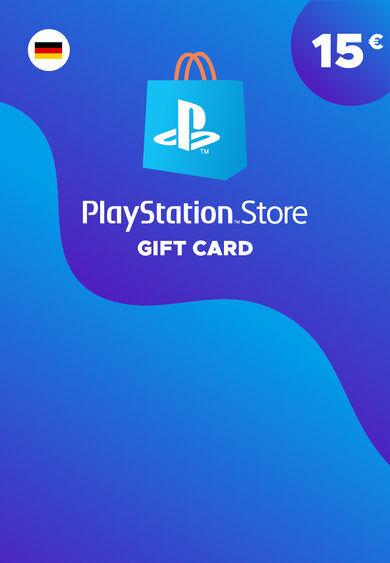 Sony Computer Entertainment Playstation Network Card 15 EUR (DE) PSN Key GERMANY