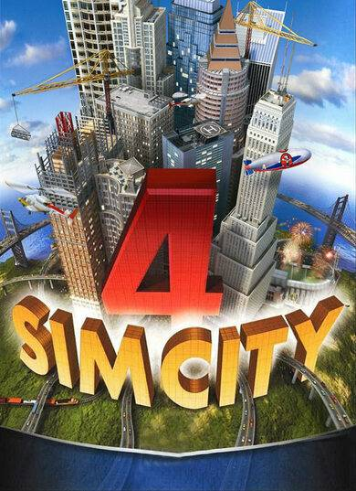 Electronic Arts Inc. SimCity 4 (Deluxe Edition) Steam Key GLOBAL