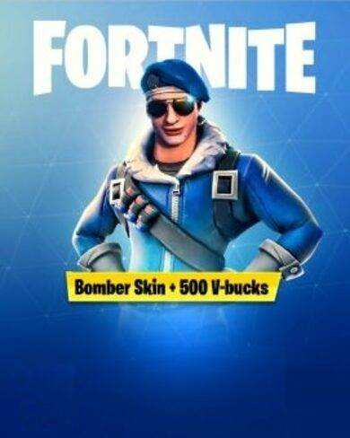 Epic Games Fortnite: Battle Royale - Royale Bomber Pack + 500 V- BUCKS (PS4) PSN Key EUROPE