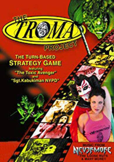 TopWare Interactive The Troma Project Steam Key GLOBAL