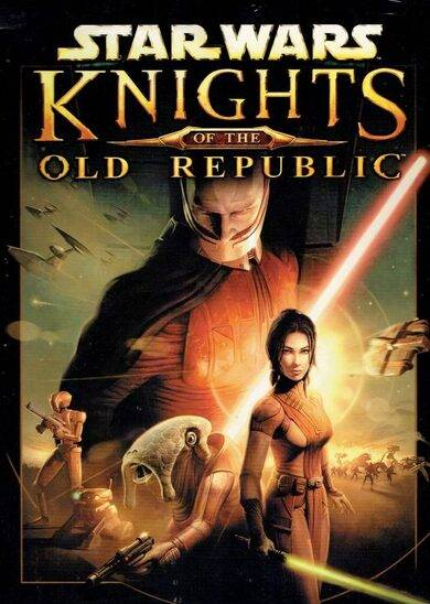 LucasArts Star Wars: Knights of the Old Republic Steam Key GLOBAL