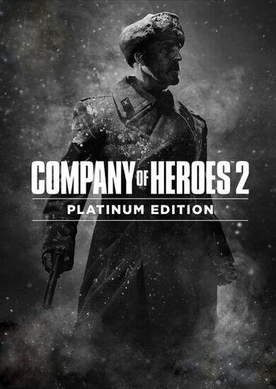 SEGA Company of Heroes 2 (Platinum Edition) Steam Key GLOBAL