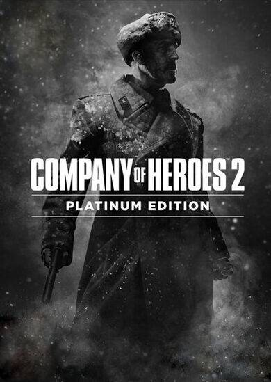 SEGA Company of Heroes 2 (Platinum Edition) Steam Key GLOBAL