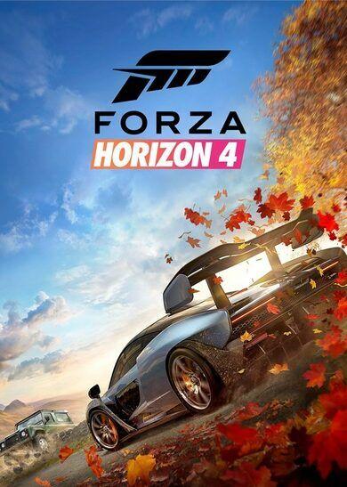 Microsoft Studios Forza Horizon 4 (PC/Xbox One) Xbox Live Key GLOBAL