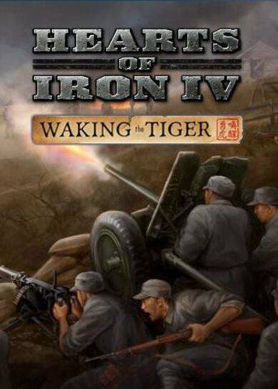 Paradox Interactive Hearts of Iron IV: Waking the Tiger (DLC) Steam Key GLOBAL