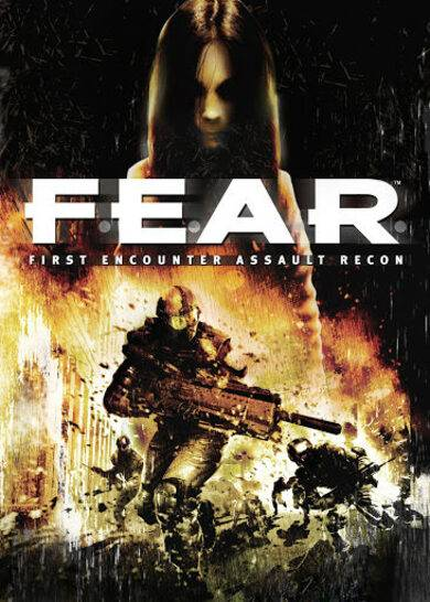 Warner Bros Interactive Entertainment F.E.A.R. (Platinum Edition) Steam Key GLOBAL