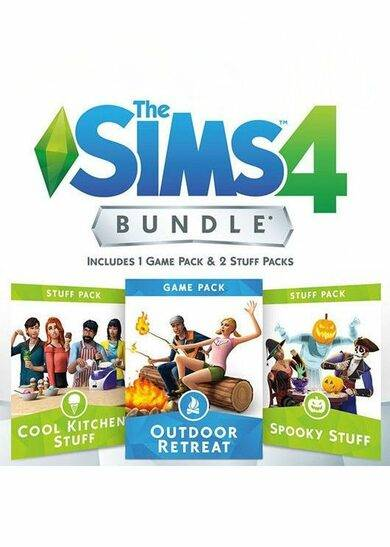 Electronic Arts Inc. The Sims 4 - Bundle Pack 2 (DLC) Origin Key GLOBAL