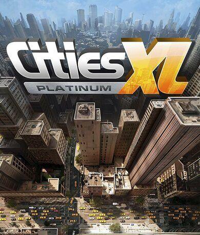 Bandai Namco Games Cities XL Platinum Steam Key GLOBAL