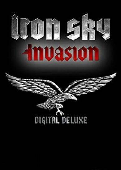 TopWare Interactive Iron Sky Invasion: Deluxe Content Steam Key GLOBAL