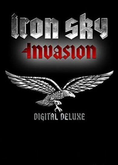 TopWare Interactive Iron Sky Invasion: Deluxe Content Steam Key GLOBAL