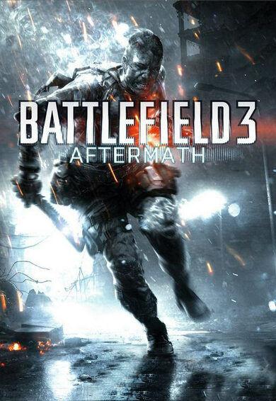 Electronic Arts Inc. Battlefield 3: Aftermath (DLC) Origin Key GLOBAL