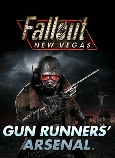 Bethesda Softworks Fallout New Vegas - Gun Runners Arsenal (DLC) Steam Key EUROPE