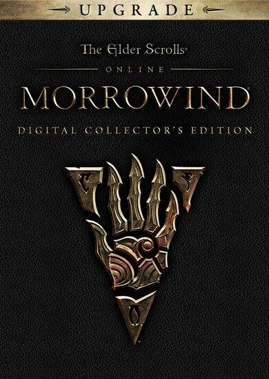 Bethesda Softworks The Elder Scrolls Online: Morrowind - Digital Collector's Edition Upgrade (DLC) Bethesda.net Key EUROPE