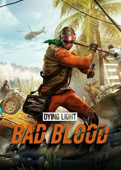 Techland Dying Light - Bad Blood Steam Key GLOBAL