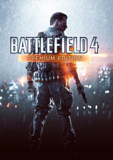 Electronic Arts Inc. Battlefield 4 : Premium Edition Origin Key GLOBAL