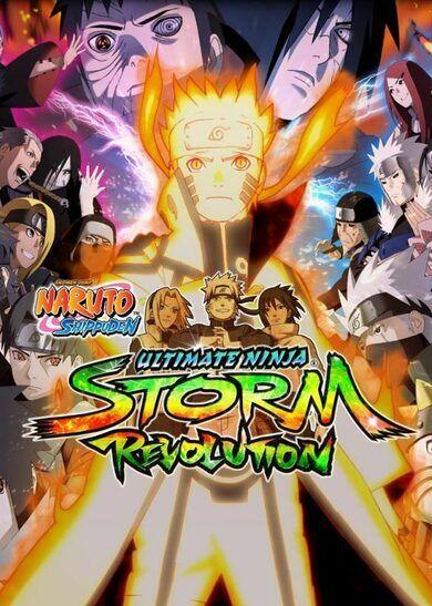 Bandai Namco Games Naruto Shippuden: Ultimate Ninja Storm Revolution Steam Key EMEA
