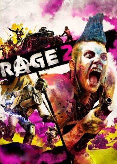 Bethesda Softworks Rage 2 Bethesda.net Key EUROPE