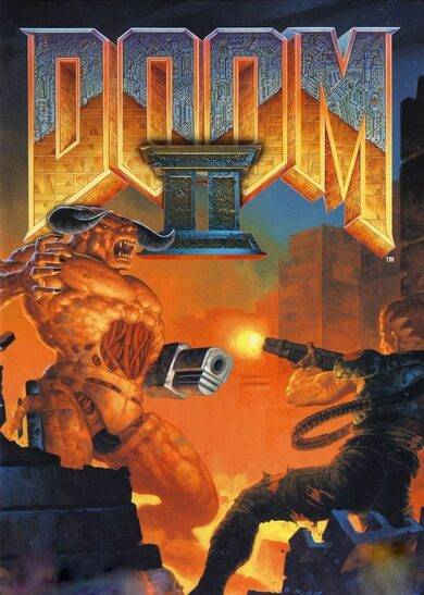 id Software DOOM II Steam Key EUROPE
