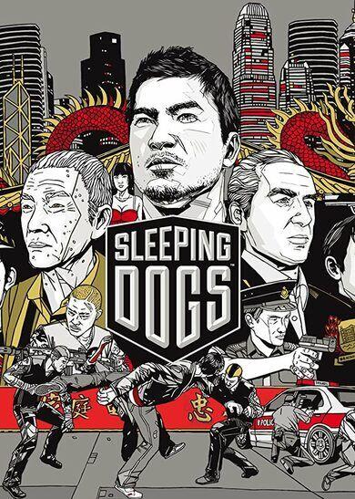 Square-Enix / Eidos Sleeping Dogs Steam Key GLOBAL