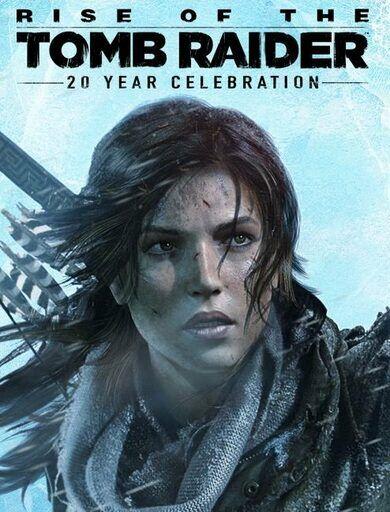Square-Enix / Eidos Rise of the Tomb Raider (20th Anniversary Edition) Steam Key GLOBAL