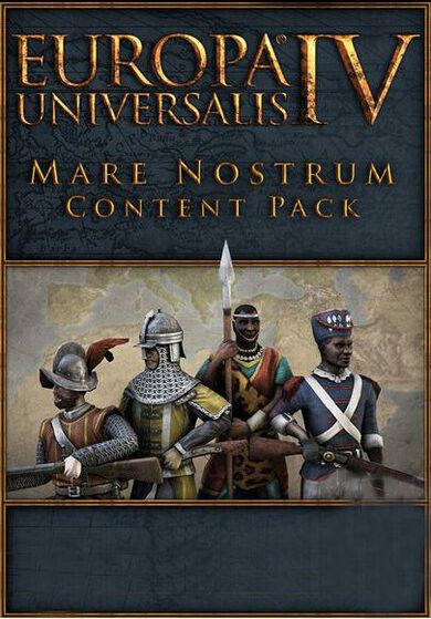 Paradox Interactive Europa Universalis IV - Mare Nostrum Content Pack (DLC) Steam Key GLOBAL