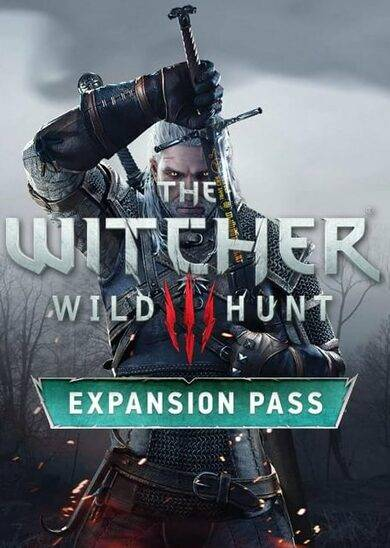 Bandai The Witcher 3: Wild Hunt - Expansion Pass (DLC) GOG.com Key GLOBAL