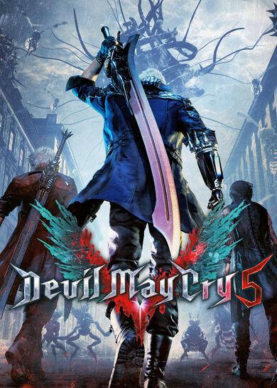 CAPCOM Co., Ltd. Devil May Cry 5 Steam Key EUROPE