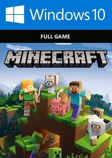 Mojang AB Minecraft: Windows 10 Edition Microsoft Key GLOBAL