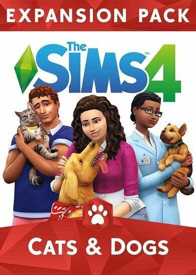 Electronic Arts Inc. The Sims 4: Cats & Dogs (DLC) Origin Key GLOBAL