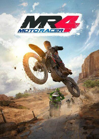 Microids/Anuman Interactive Moto Racer 4 Steam Key GLOBAL