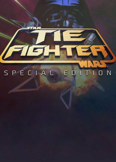 LucasArts / Lucasfilm / Disney Interactive Star Wars: Tie Fighter (Special Edition) Steam Key EUROPE