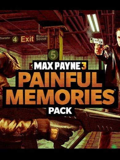Paradox Interactive Max Payne 3 - Painful Memories Pack (DLC) Steam Key EUROPE
